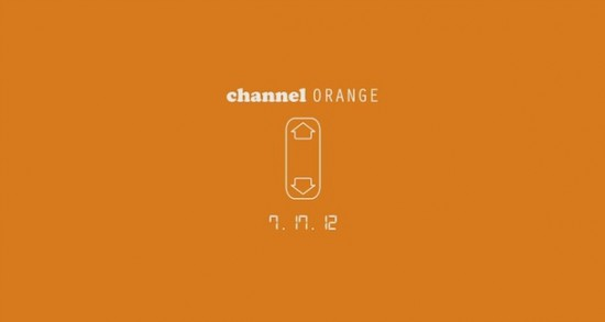 VIDEO] FRANK OCEAN ALBUM TITLE 'CHANNEL ORANGE' + PREVIEW