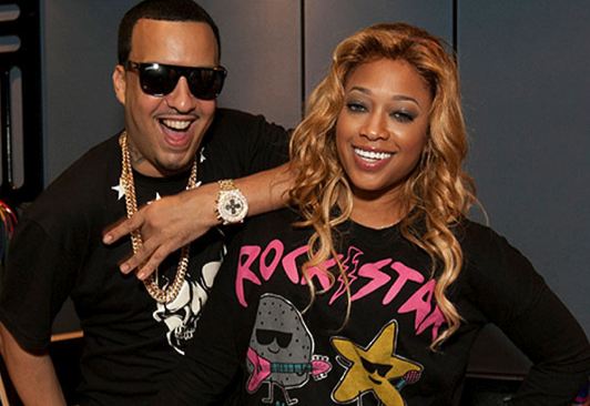 NEW VIDEO: FRENCH MONTANA X TRINA 'TIC TOC'