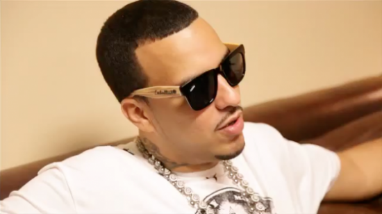 [VIDEO] FRENCH MONTANA VISITS THE BREAKFAST CLUB