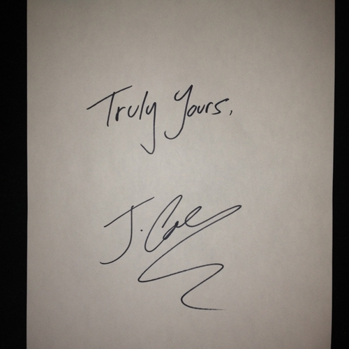 NEW EP: @JCOLENC 'TRULY YOURS'