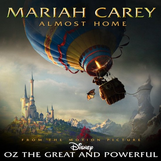 PREVIEW NEW @MARIAHCAREY SINGLE 'ALMOST HOME'