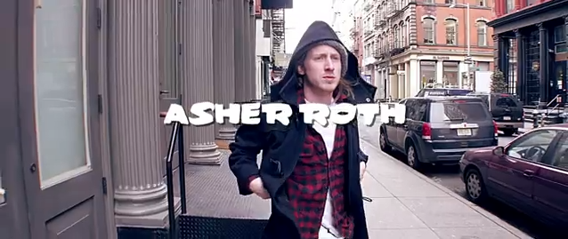 NEW VIDEO: ASHER ROTH 'TURNIP THE BEET'