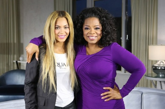 WATCH: @BEYONCE FEATURED ON OPRAH'S 'NEXT CHAPTER'