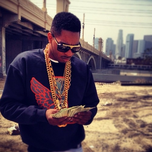 NEW MUSIC: @IAMKINGLOS 'WRONG PLACES'