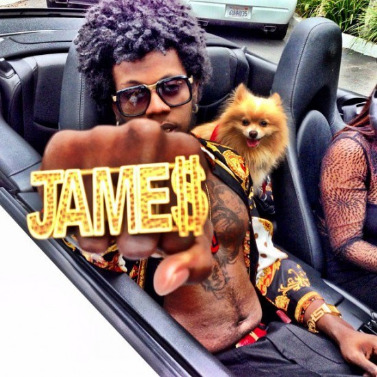 @TRINIDADJAMESGG 'ALL GOLD EVERYTHING' LIVE ON JIMMY KIMMEL