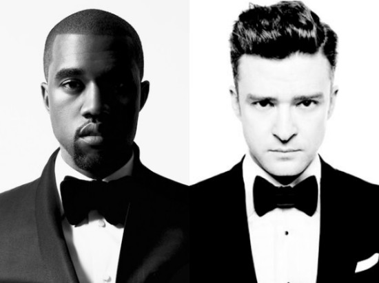 "[VIDEO] WATCH OUR REVIEW ON JUSTIN TIMBERLAKE VS KANYE WEST AFTER BEING LABELLED A ""DRAMATIC RAPPER"""