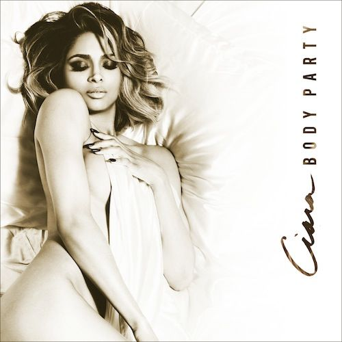 NEW SINGLE: CIARA 'BODY PARTY'