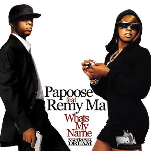 NEW MUSIC: PAPOOSE X REMY MA 'WHATS MY NAME'